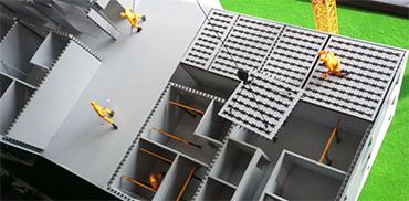 上饶老葡京国际娱乐官方绿色装配建筑科技有限公司